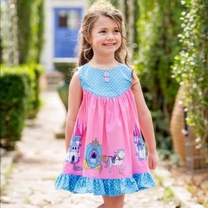 Other - Brand New Fairytale Princess Sun Dress 4t Disney